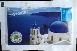 Santorini-spearmint